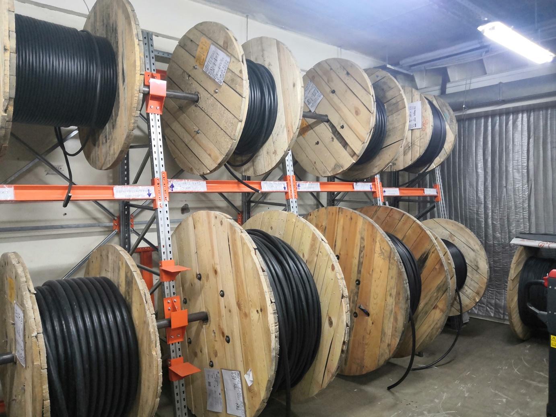 Новое поступление силового кабеля